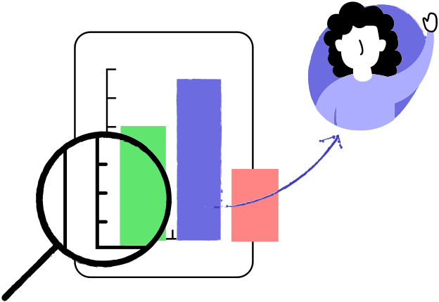 Services - research illustration